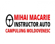 Instructor Auto Campulung Moldovenesc